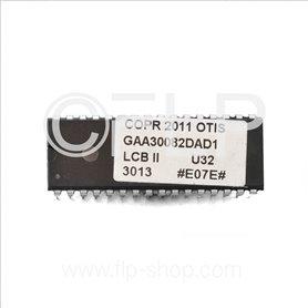 MCS220/MCS120, Platine LCBII