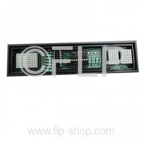 Frame and Display. Type: DOT-Matrix