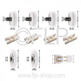 Maintenance kit for Schindler Compact door