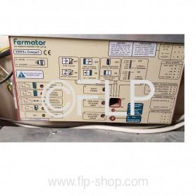 Door controller VVVF4 for Compact door of Schindler