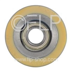 Roller diam 120 *30 *30 for Roller guide at counter weight