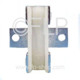 Guide shoe counterweight(set of 4) Monospace G16 - 79 x 73 x 28 mm