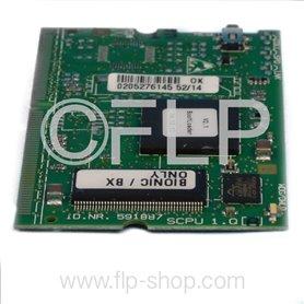 Board SCPU 1.Q + SW V10.07
